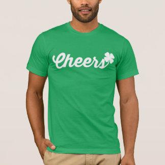 T-shirt Irlandais de Jour de la Saint Patrick de trèfle