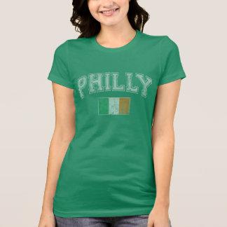 T-shirt Irlandais de Philadelphie