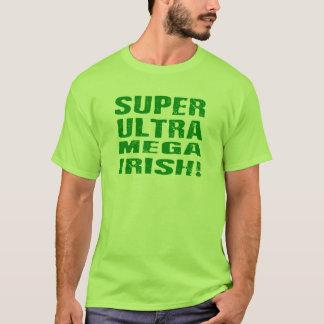 T-shirt IRLANDAIS ULTRA MÉGA SUPERBE ! Pièce en t