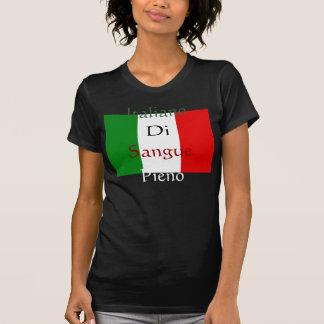 T-SHIRT ITALIANO DI SANGUE PIENO (PLEIN ITALIEN DE