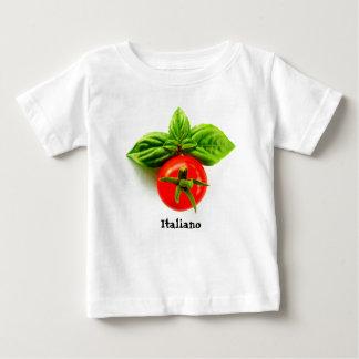T-shirt italien de bébé d'héritage