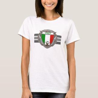 T-shirt italien du football