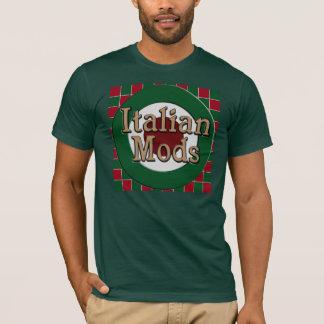 T-shirt Italien Mods