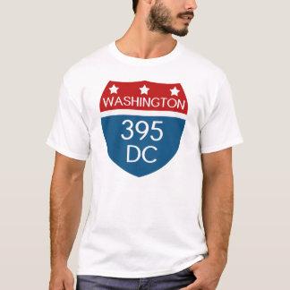 T-SHIRT ITINÉRAIRE 395 DE WASHINGTON DC