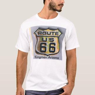 T-shirt Itinéraire 66 Kingman Arizona