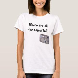 T-shirt j0398473, où sont tous les appareils-photo ?