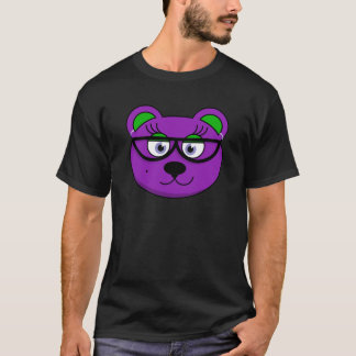 T-shirt J. Bear de corail