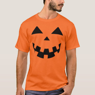 T-shirt Jack-o'-lantern