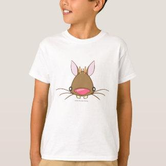 T-shirt jackalope brun