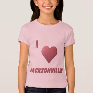 T-shirt Jacksonville -- Bourgogne