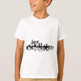 T-shirt Jacksonville JAX mis dessus pour votre ville
