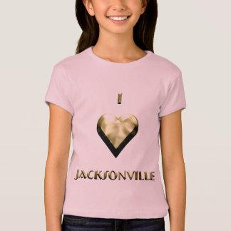 T-shirt Jacksonville -- Miroiter l'or