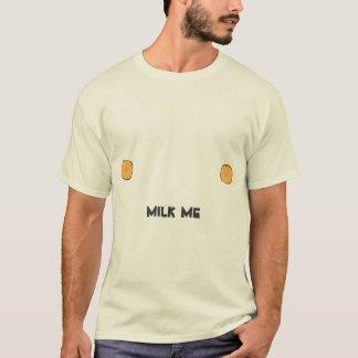 """T-shirt """"J'ai des mamelons. Pouvez-vous me traire, Greg ?"""