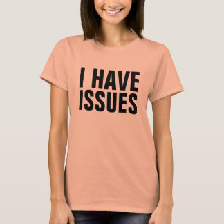 T-shirt J'ai des questions