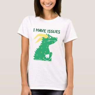 T-shirt J'ai des questions -- chemises