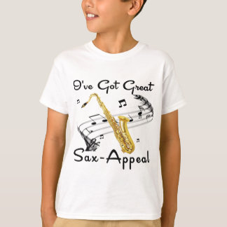 T-shirt J'ai le grand Saxo-Appel