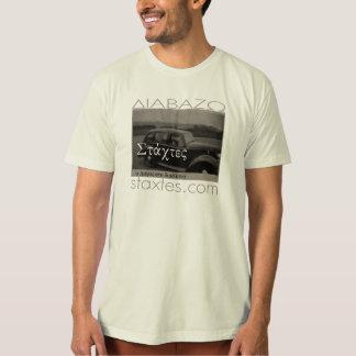 T-shirt J'ai lu Staxtes-Grec