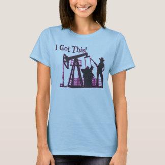 T-shirt J'ai obtenu ceci