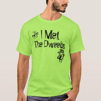 T-shirt J'ai rencontré les crétins
