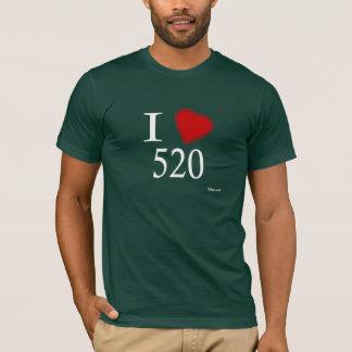 T-shirt J'aime 520 Tucson