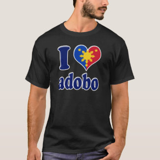 T-shirt J'aime Adobong Pinoy
