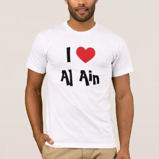 T-shirt J'aime Al Ain