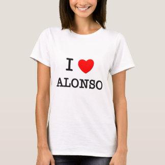 T-shirt J'aime Alonso