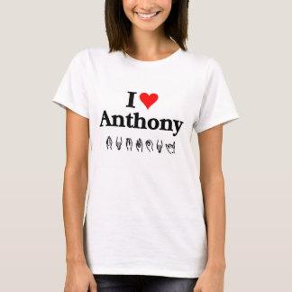 T-shirt J'aime Anthony