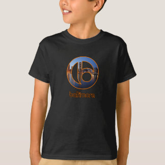 T-shirt J'aime Baltimore