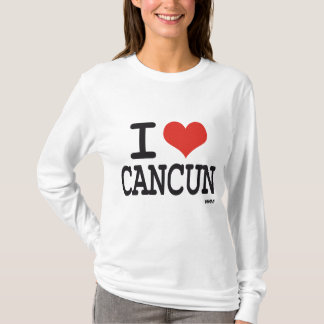 T-shirt J'aime Cancun