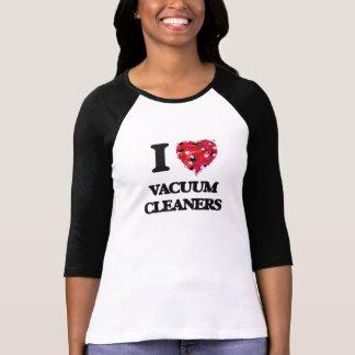 T-shirt J'aime des aspirateurs