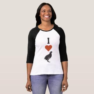 T-shirt J'aime des cailles