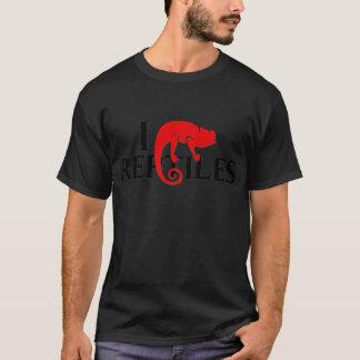 T-shirt J'aime des reptiles