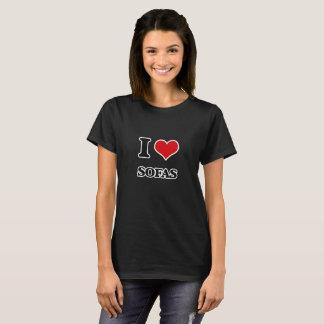 T-shirt J'aime des sofas