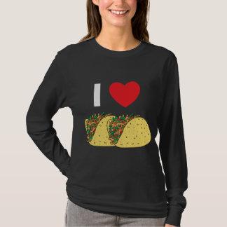 T-shirt J'aime des tacos