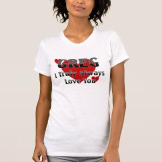 T-shirt J'aime Greg