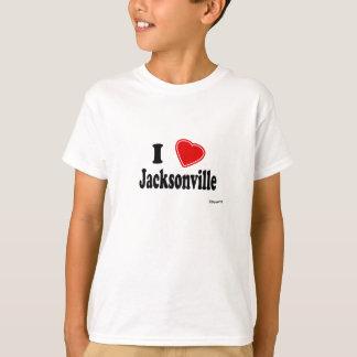T-shirt J'aime Jacksonville