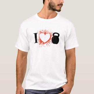 T-shirt J'aime Kettlebells
