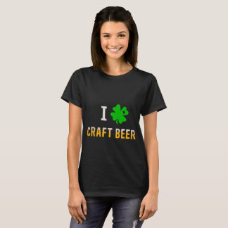 T-shirt J'aime la bière de métier