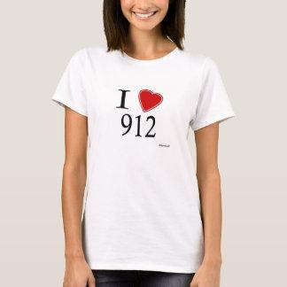 T-shirt J'aime la savane 912