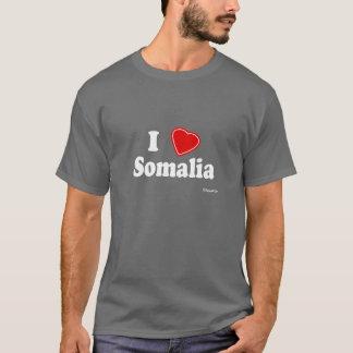 T-shirt J'aime la Somalie