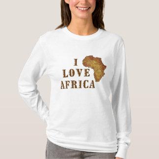 T-shirt J'aime l'Afrique