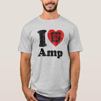 T-shirt J'aime l'ampère