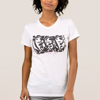 T-shirt J'aime le jazz
