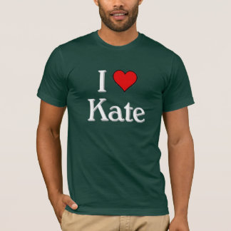 T-shirt J'aime le kate