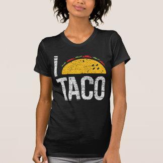 T-shirt J'aime le noir de taco
