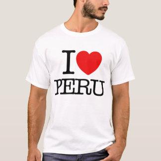T-shirt J'aime le Pérou