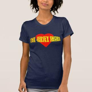 T-shirt J'aime le rivage du Jersey
