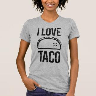 T-shirt J'aime le taco
