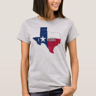 T-shirt J'aime le Texas